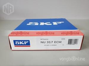 Vòng bi SKF NU 317 ECM