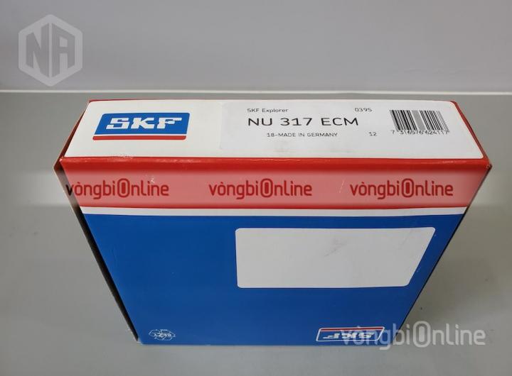 Vòng bi NU 317 ECM chính hãng SKF - Vòng bi Online