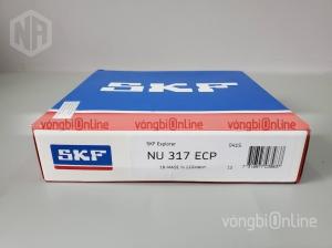 Vòng bi SKF NU 317 ECP