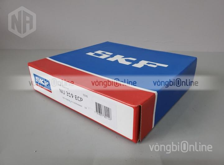 Vòng bi NU 319 ECP chính hãng SKF - Vòng bi Online