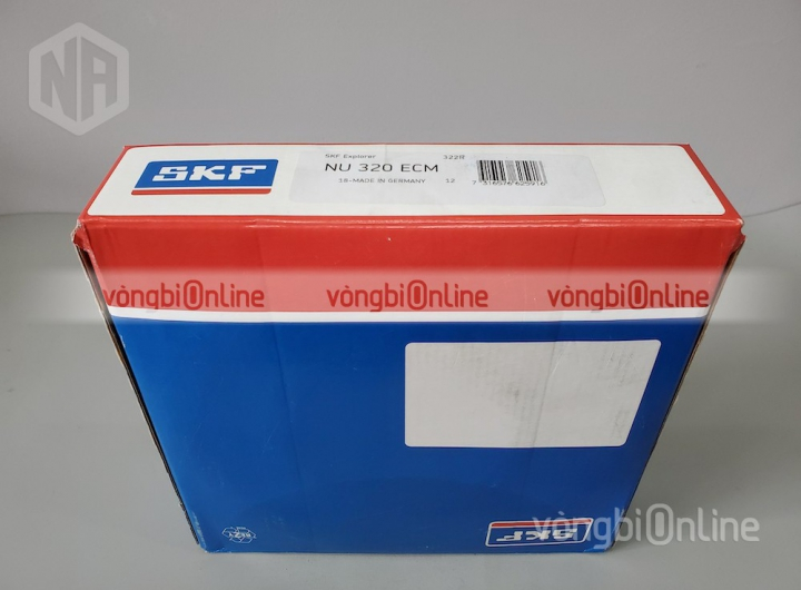 Vòng bi NU 320 ECM chính hãng SKF - Vòng bi Online