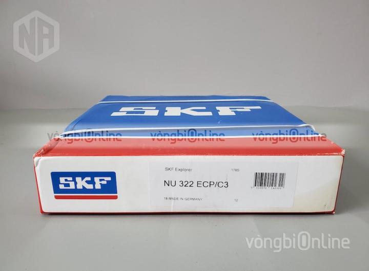 Vòng bi NU 322 ECP/C3 chính hãng SKF - Vòng bi Online