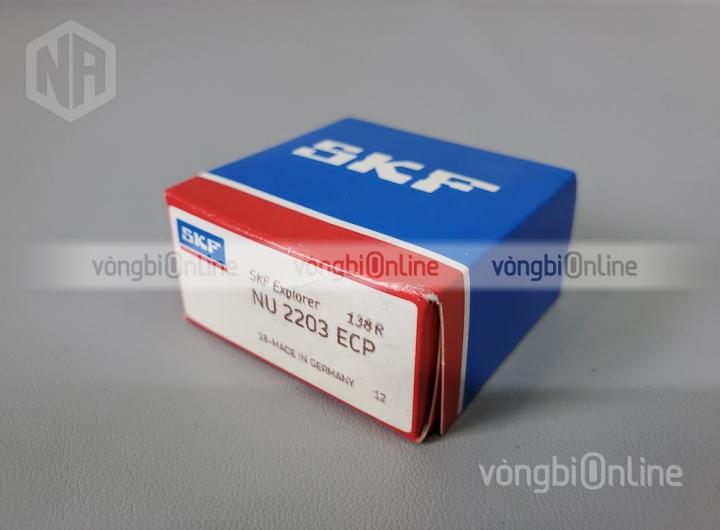 Vòng bi NU 2203 ECP chính hãng SKF - Vòng bi Online