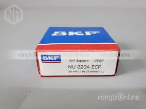 Vòng bi SKF NU 2204 ECP