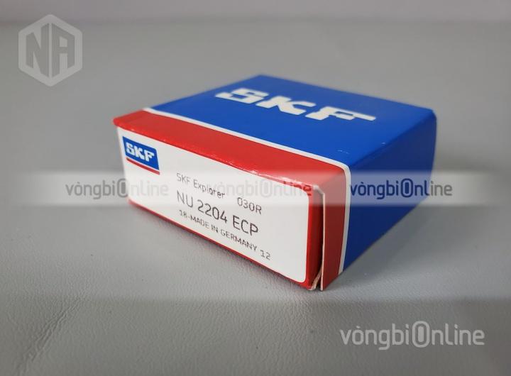 Vòng bi NU 2204 ECP chính hãng SKF - Vòng bi Online