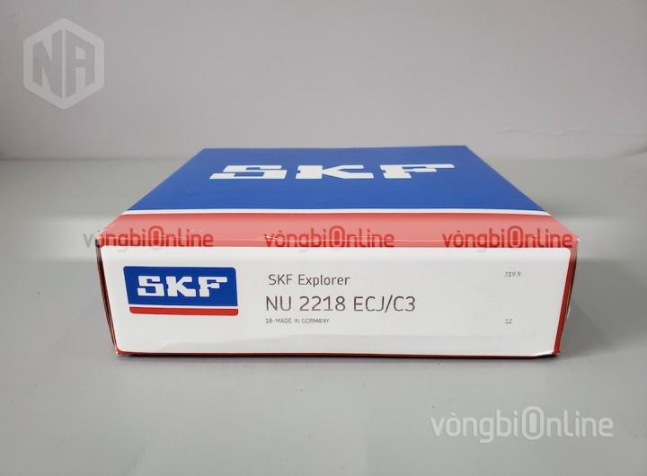 Vòng bi NU 2218 ECJ/C3 chính hãng SKF - Vòng bi Online