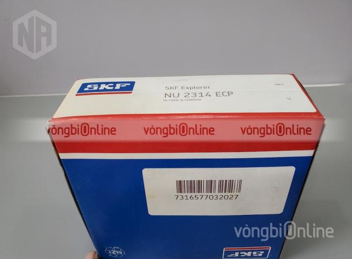 Vòng bi NU 2314 ECP chính hãng SKF - Vòng bi Online
