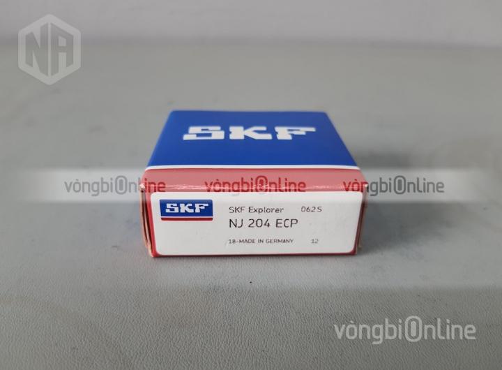 Vòng bi NJ 204 ECP chính hãng SKF - Vòng bi Online
