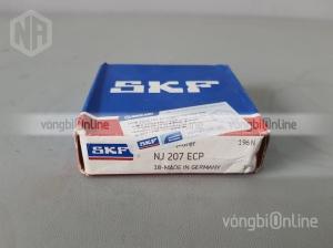 Vòng bi SKF NJ 207 ECP