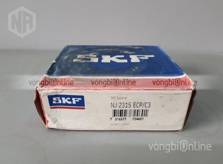 Vòng bi NJ 2315 ECP/C3 chính hãng SKF - Vòng bi Online
