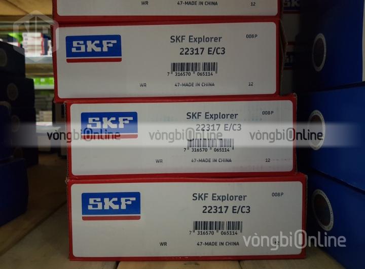 Vòng bi SKF 22317 E/C3 chính hãng