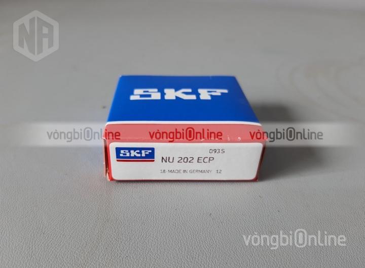 Vòng bi NU 202 ECP chính hãng SKF - Vòng bi Online