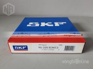 Vòng bi SKF NU 220 ECM/C3