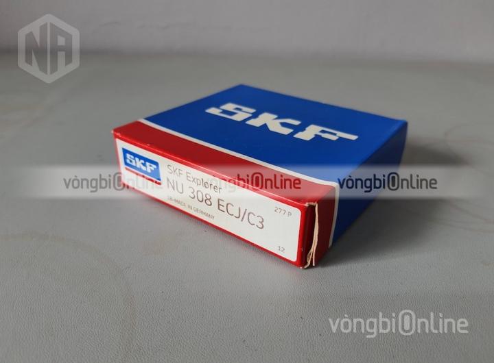 Vòng bi NU 308 ECJ/C3 chính hãng SKF - Vòng bi Online