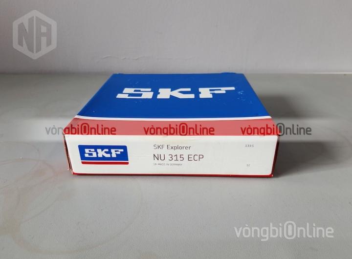 Vòng bi NU 315 ECP chính hãng SKF - Vòng bi Online
