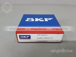 Vòng bi SKF 6308-2RS1/C3