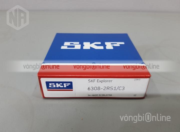 Vòng bi 6308-2RS1/C3 chính hãng SKF - Vòng bi Online