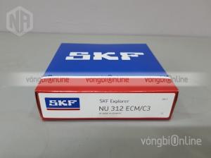 Vòng bi SKF NU 312 ECM/C3