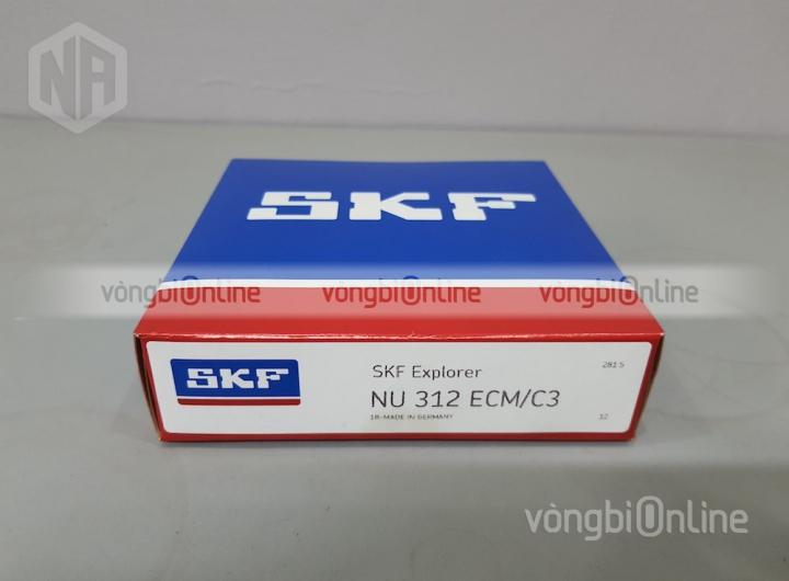 Vòng bi NU 312 ECM/C3 chính hãng SKF - Vòng bi Online