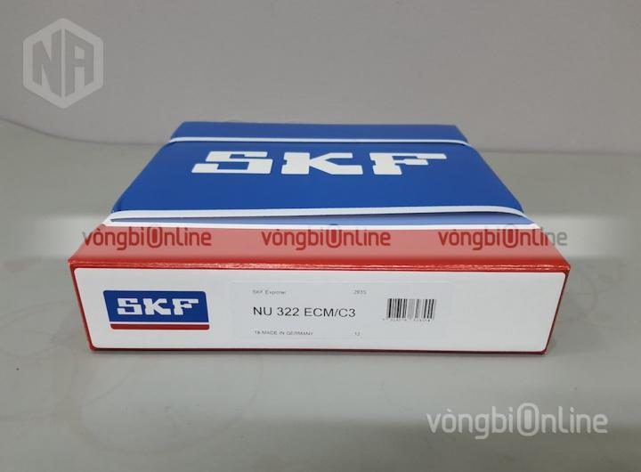 Vòng bi NU 322 ECM/C3 chính hãng SKF - Vòng bi Online