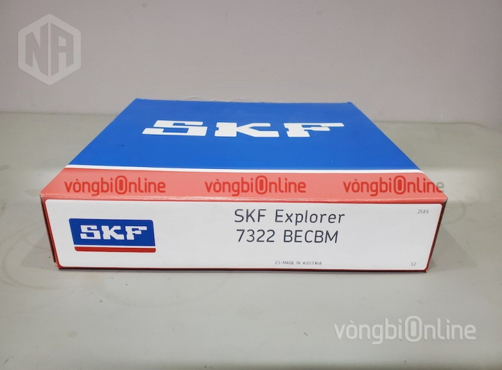 Vòng bi 7322 BECBM chính hãng SKF - Vòng bi Online