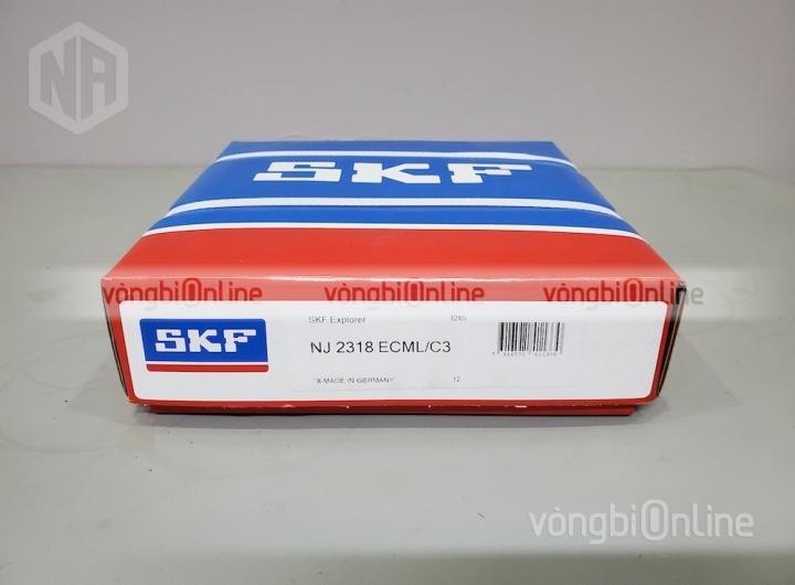 Vòng bi SKF NJ 2318 ECML/C3