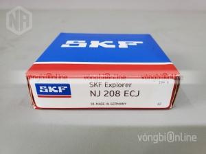 Vòng bi SKF NJ 208 ECJ