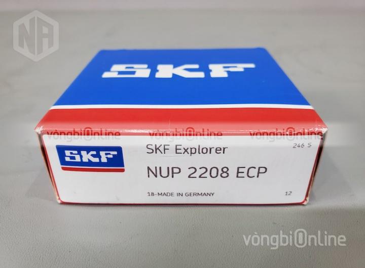 Vòng bi NUP 2208 ECP chính hãng SKF - Vòng bi Online