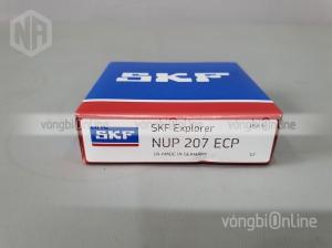 Vòng bi SKF NUP 207 ECP