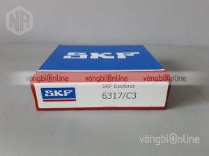 Vòng bi SKF 6317/C3
