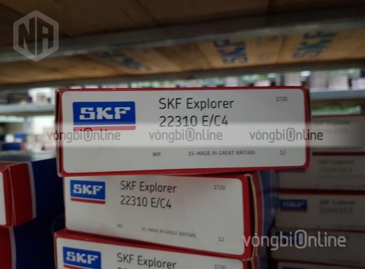 Vòng bi SKF 22310 E/C4 chính hãng, Đại lý ủy quyền vòng bi SKF