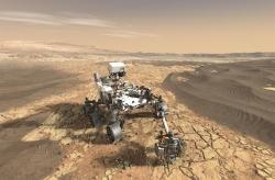 Vòng bi SKF giúp tàu thăm dò Mars Rover thu thập các mẫu đá trên bề mặt sao hoả