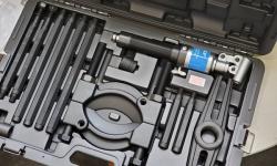 Mở hộp bộ các loại vam cảo vòng bi bạc đạn SKF