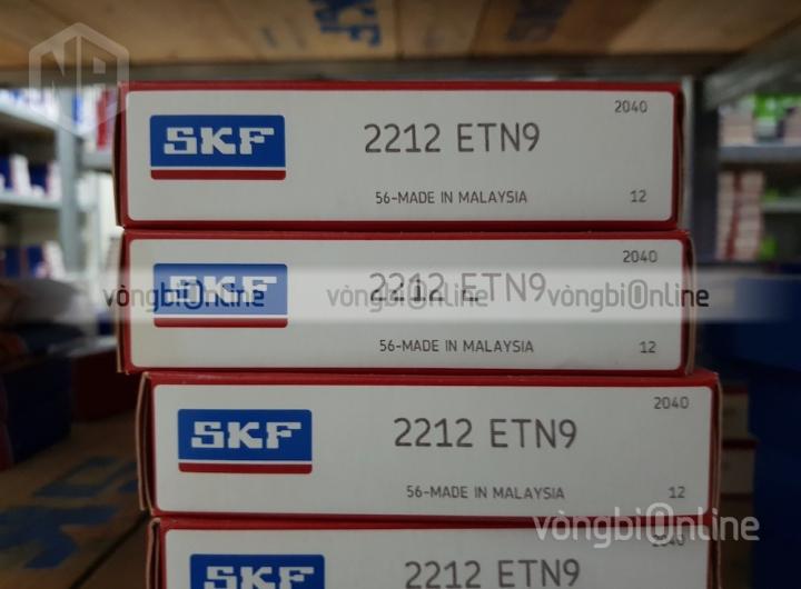 Vòng bi SKF 2212 ETN9 chính hãng, Đại lý ủy quyền vòng bi SKF