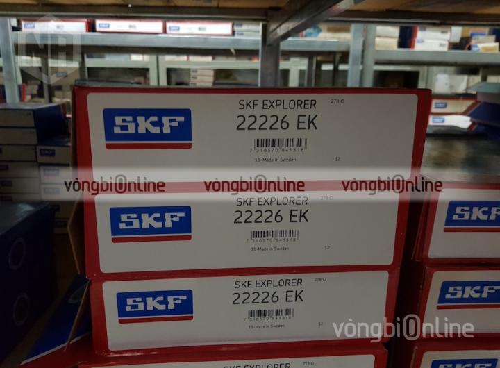 Vòng bi SKF 22226 EK chính hãng, Đại lý ủy quyền vòng bi SKF