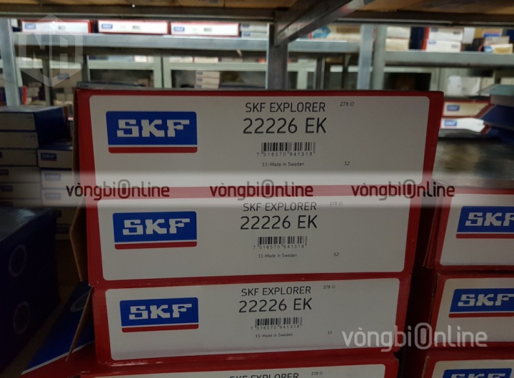 Vòng bi SKF 22226 EK chính hãng