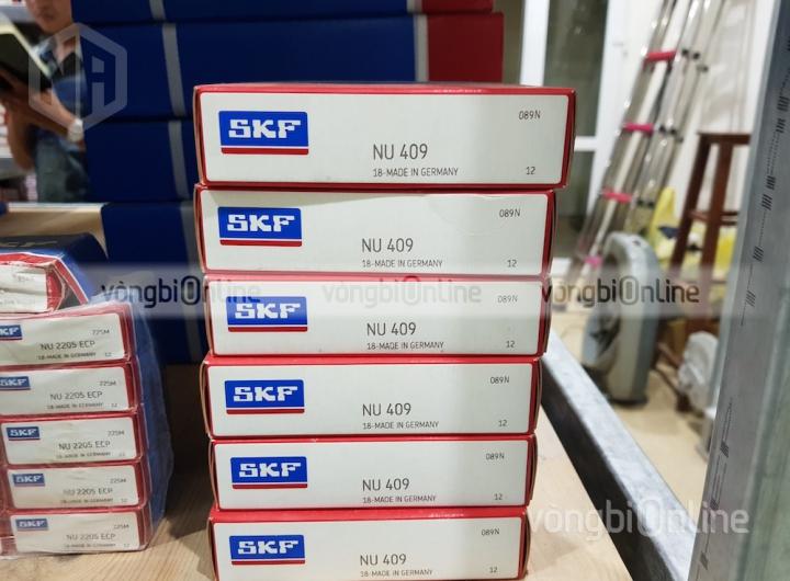 Vòng bi SKF NU 409 chính hãng, Đại lý ủy quyền vòng bi SKF