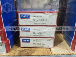 Vòng bi SKF NU 2208 ECJ