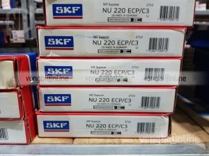 Vòng bi SKF NU 220 ECP/C3