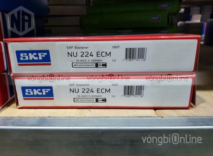 Vòng bi SKF NU 224 ECM chính hãng, Đại lý ủy quyền vòng bi SKF