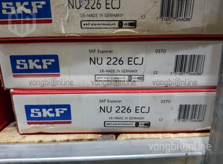 Vòng bi SKF NU 226 ECJ chính hãng