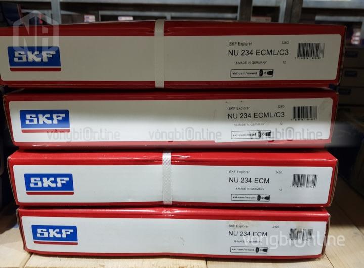 Vòng bi SKF NU 234 ECML/C3 chính hãng
