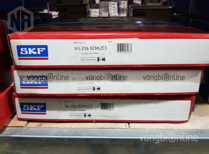Vòng bi SKF NU 236 ECML/C3 chính hãng, Đại lý ủy quyền vòng bi SKF