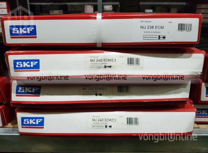 Vòng bi SKF NU 240 ECM/C3 chính hãng