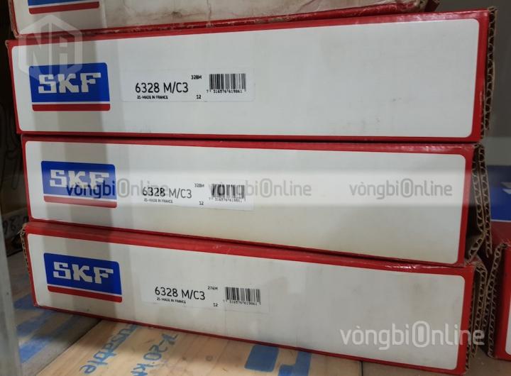 Vòng bi SKF 6328 M/C3 chính hãng, Đại lý ủy quyền vòng bi SKF