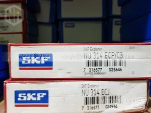 Vòng bi SKF NU 314 ECP/C3