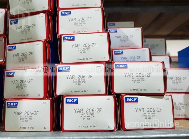 Vòng bi SKF YAR 206-2F chính hãng, Đại lý ủy quyền vòng bi SKF