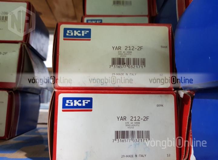 Vòng bi SKF YAR 212-2F chính hãng, Đại lý ủy quyền vòng bi SKF