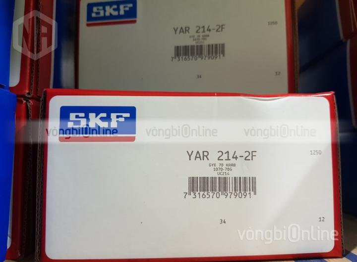 Vòng bi SKF YAR 214-2F chính hãng, Đại lý ủy quyền vòng bi SKF