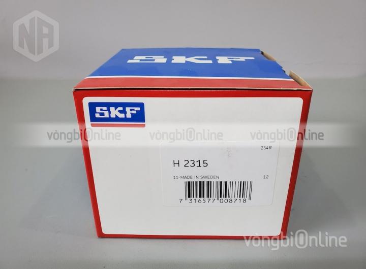 SKF H 2315 ống lót côn vòng bi